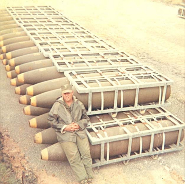 2000 lb Bombs-ASP-1 Da Nang Feb. 1970