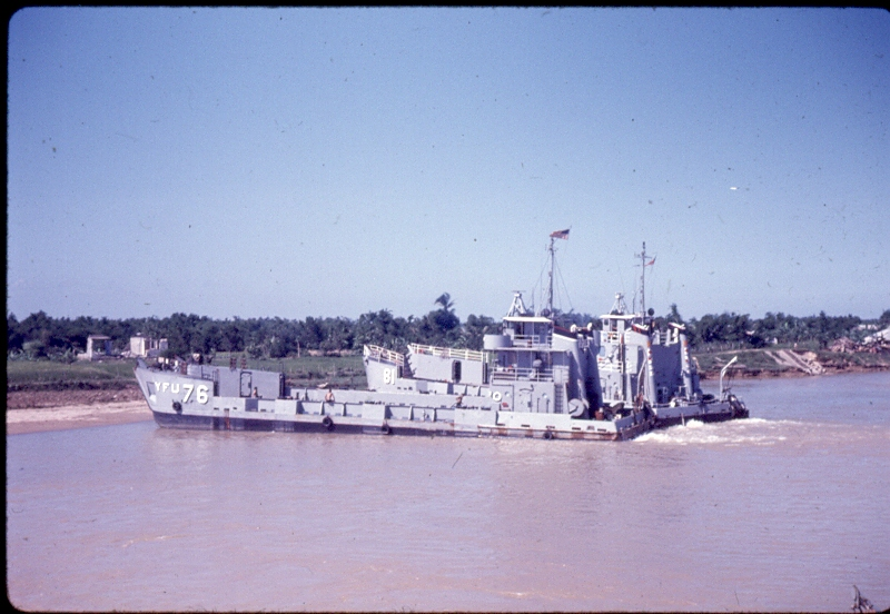 Dong Ha LST Ramp