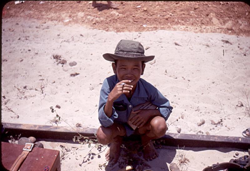Young Maroboro man