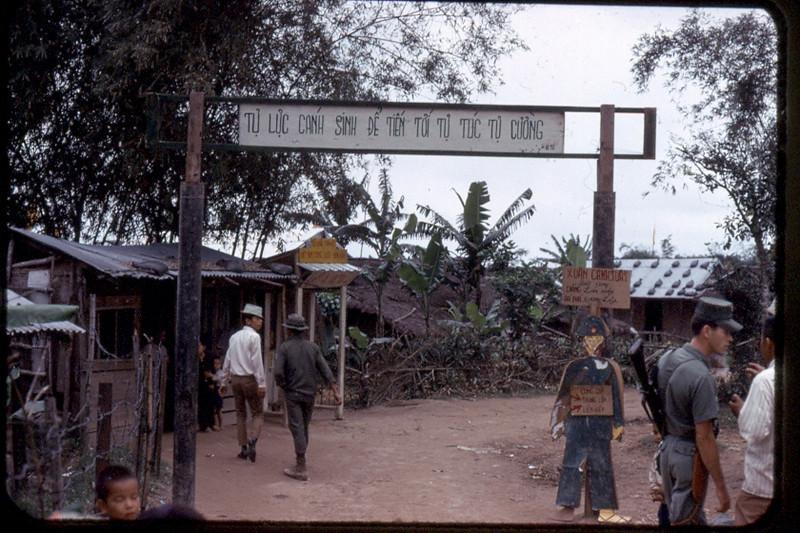 Local Village Near Quang Tri Combat Base (Site X)