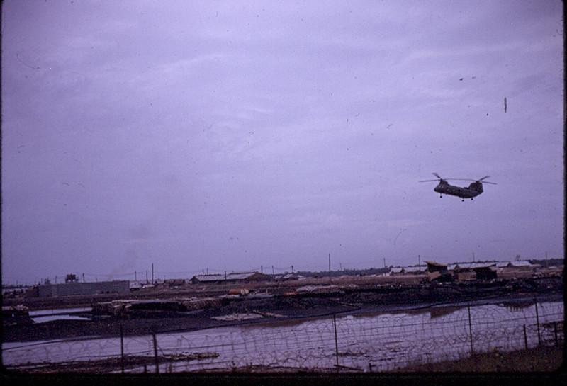 Quang Tri Combat Base...15 Miles South of the DMZ
