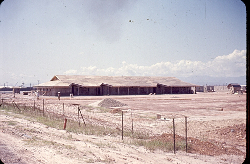 New Hospital outside<br /> Quang Tri Combat Base