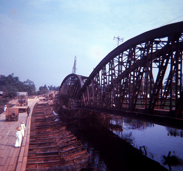 TRUOI BRIDGE APRIL 1968