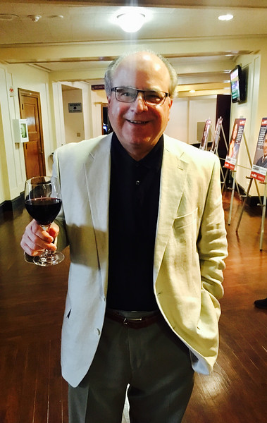 Sun editor Jim Campanini, aka the Wine Novice