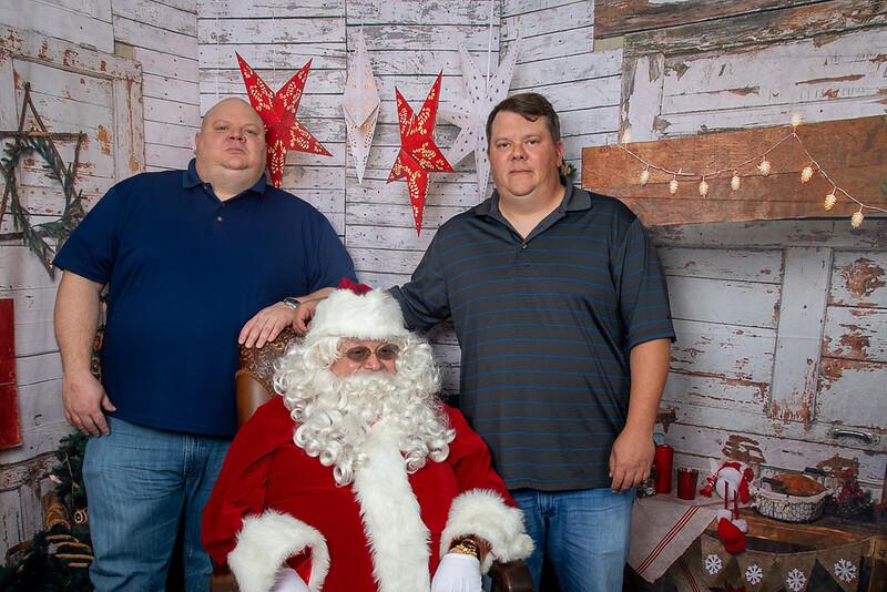 Santa Dec 7th-12