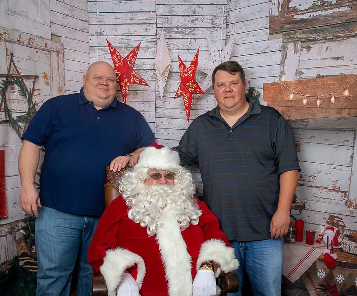 Santa Dec 7th-13
