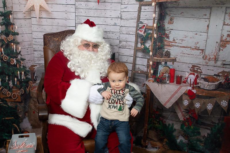 Santa Dec 7th-8