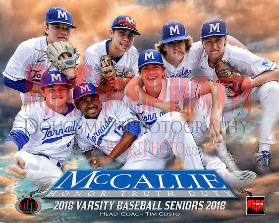 MCCALLIE BASEBALL 2018