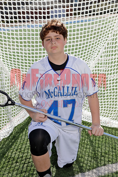 MCCALLIE LACROSSE 2017