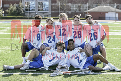 MCCALLIE LAX -LACROSSE 2018