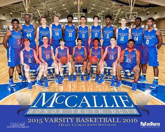 MCCALLIE BASKETBALL 2016