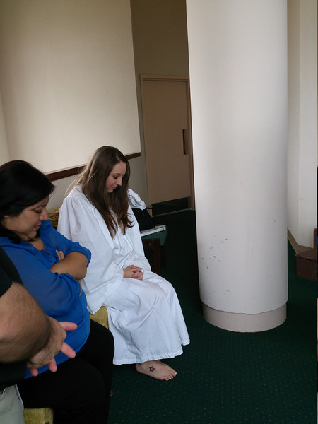MCCC Velena Lynn Baptism