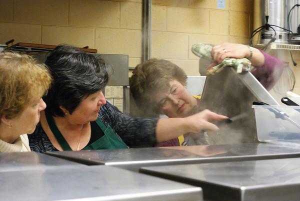 MCCC Feeding the Homeless 2-22-13
