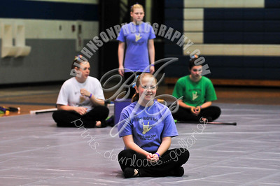 Smithville MS Winter Guard