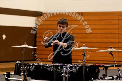 Ozark HS Percussion