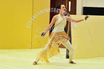 Blue Springs South HS Winter Guard