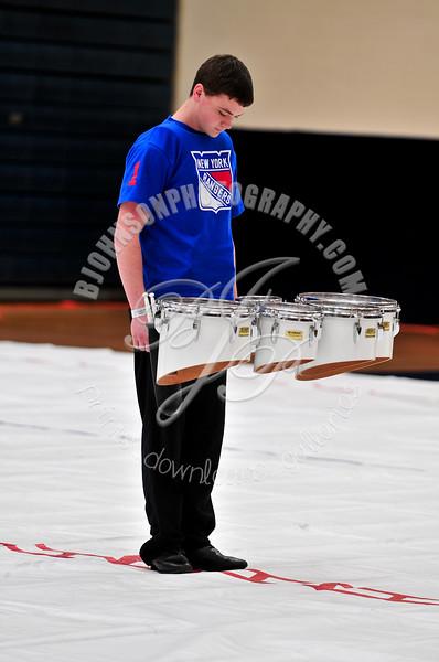 Harrisonville HS Percussion