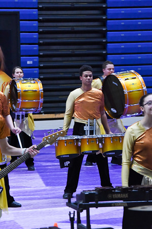 Francis Howell HS - Drumline