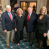 From left, Roger and Margie Landry, and Lowell Sun Charities President Terry McCarthy and his wife, Kathleen, of Lowell