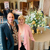 The designers for the evening, Mark Caputo of Lowell, owner of MC Lifestyles, and MCC Advancement Design Consultant Elaine Crandall-Burt of Dunstable