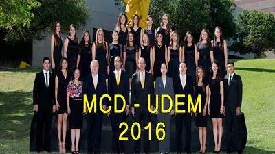 MCD UDEM 2016