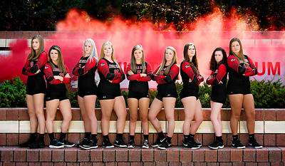 MCHS Volleyball 2019-20 Seniors
