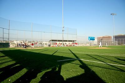Baseball Inaugural Game 3.5.08