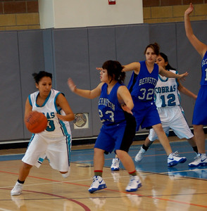 Basketball & Soccer 2.11.09