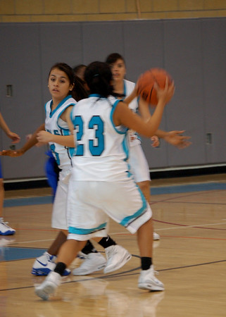Girls Basketball MCLC VS BERNSTEIN