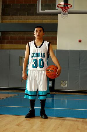 Basketball Photoshoot 2.8.08