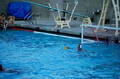 Soccer, Water Polo, Basketball 12.12.07