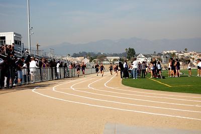 Track Meet vs. Franklin 3.7.08