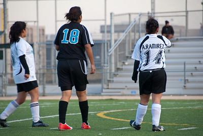 Girl Soccer & Basketball