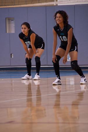 Girls Volleyball 9.23.09