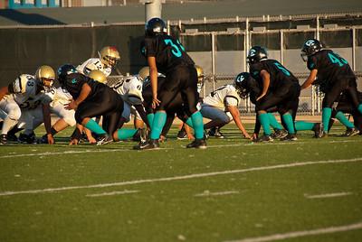 Homecoming Football 10.23.09
