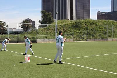 Cobras vs Maywood Acadedmy baseball
