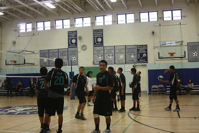 Boys Volleyball vs. Elizabeth 4.24.13