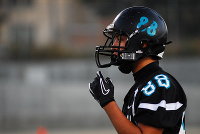 Football vs. Roybal 10.16.12