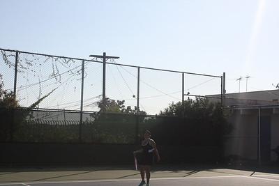Girl's Tennis 9/24/12