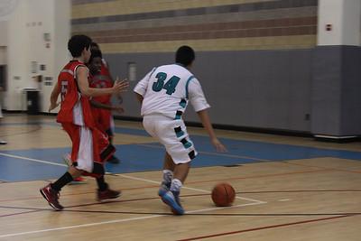 MC Vs. Hollywood Guys Basketball