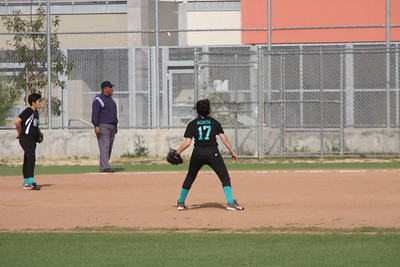Softball vs Hollywood (Varsity) 5.9.13