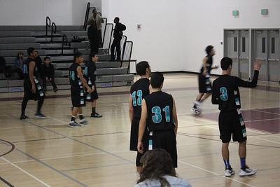 Var Guys/Girls Basketball - MCLC vs.RFK 1.11.13