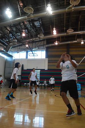 Boys Varsity Volleyball vs. Bravo 3.26