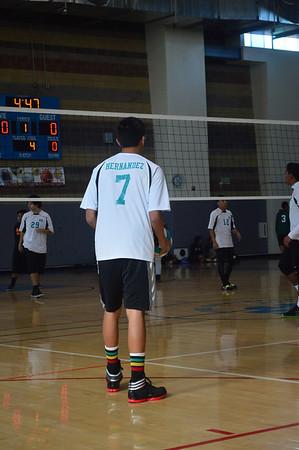 Boys Volleyball vs Belmont