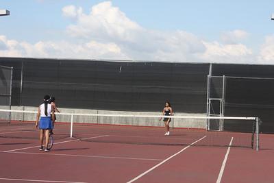 Girl's Tennis 10/10/12