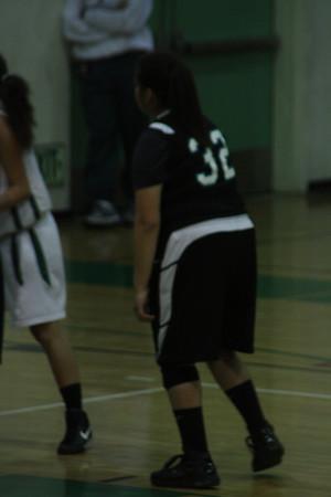 Var Girls Basketball - MCLC vs. Belmont 1.16.13