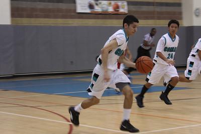 JV Guys Basketball - MCLC vs.Hollywood 1.25.13
