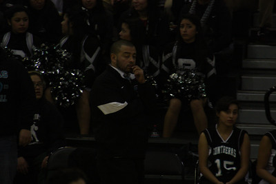 MC Vs Belmont Girls Basketball
