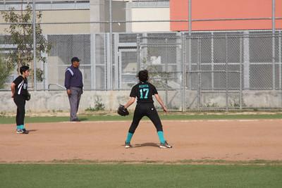 Softball vs Hollywood (Varsity) 5.9.13