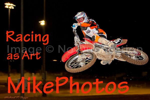 Arizona State MotoCross Championships - Practice Sun 2/19/12